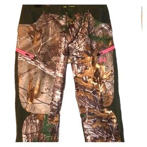 Women's Under Armour Scent Control Hunting Pants